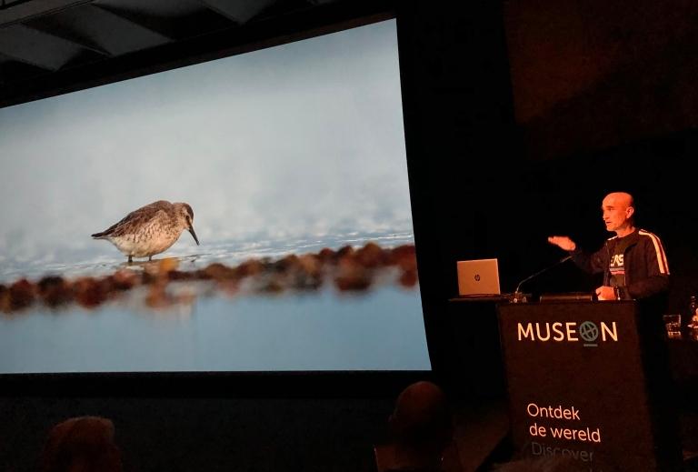 Sijmen Hendriks, lezing Museon, 26 november 2019